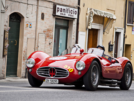 Attitude is a Maserati: Formula For Success Part 1