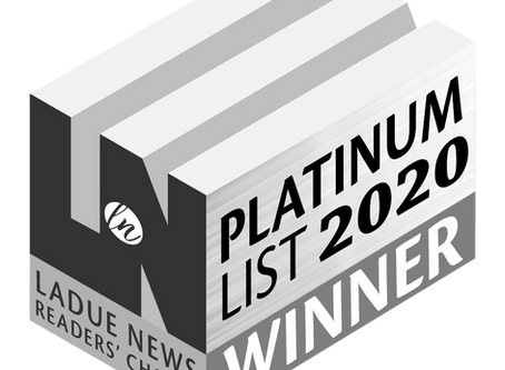 Ladue News Platinum 2020 Winner