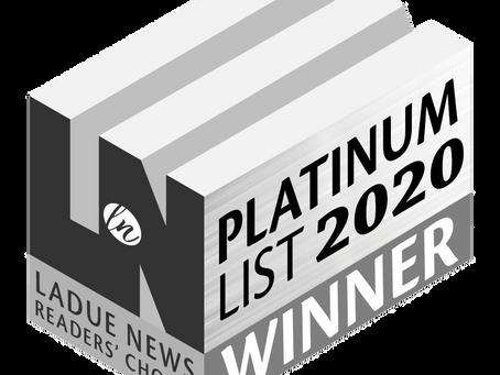 Ladue News Platinum 2020 Winner