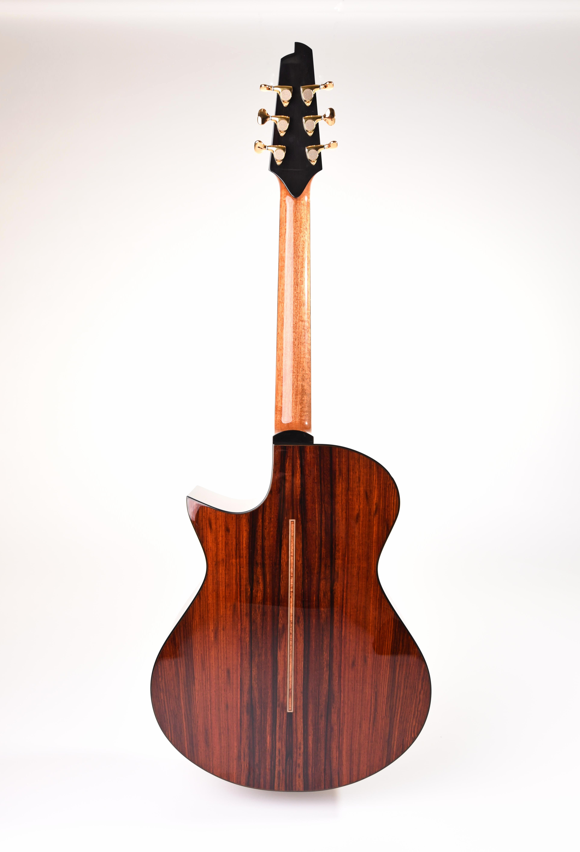 Cocobolo/Euro Spruce