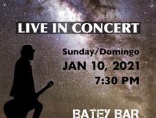 Concert at Tulum's Main Music Venue