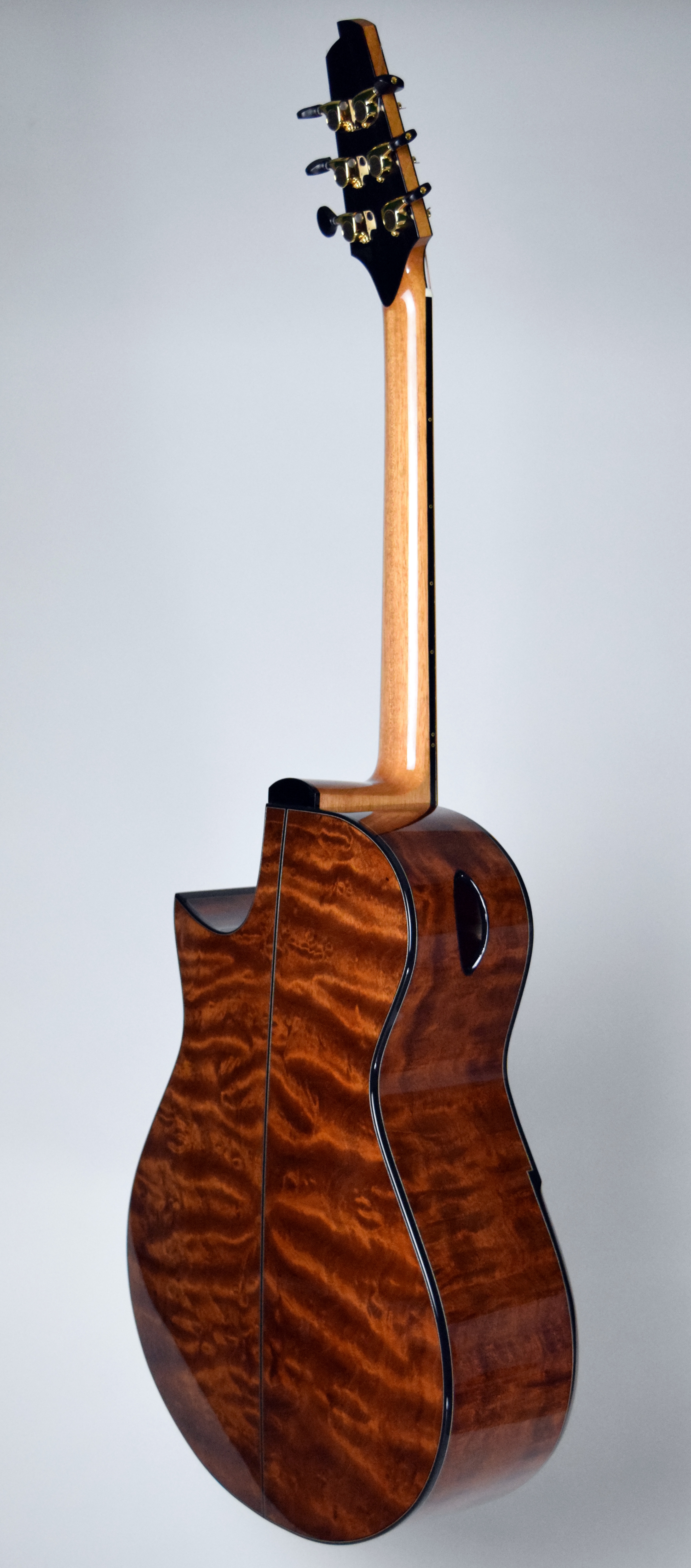 """The Tree"" Mahogany/German Spruce"
