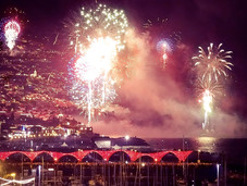 Happy New Year From Madeira
