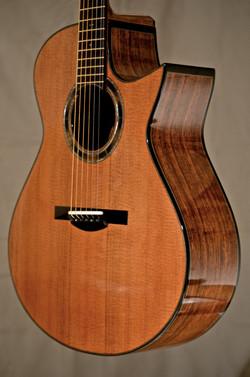 Honduran Rosewood/LS Redwood