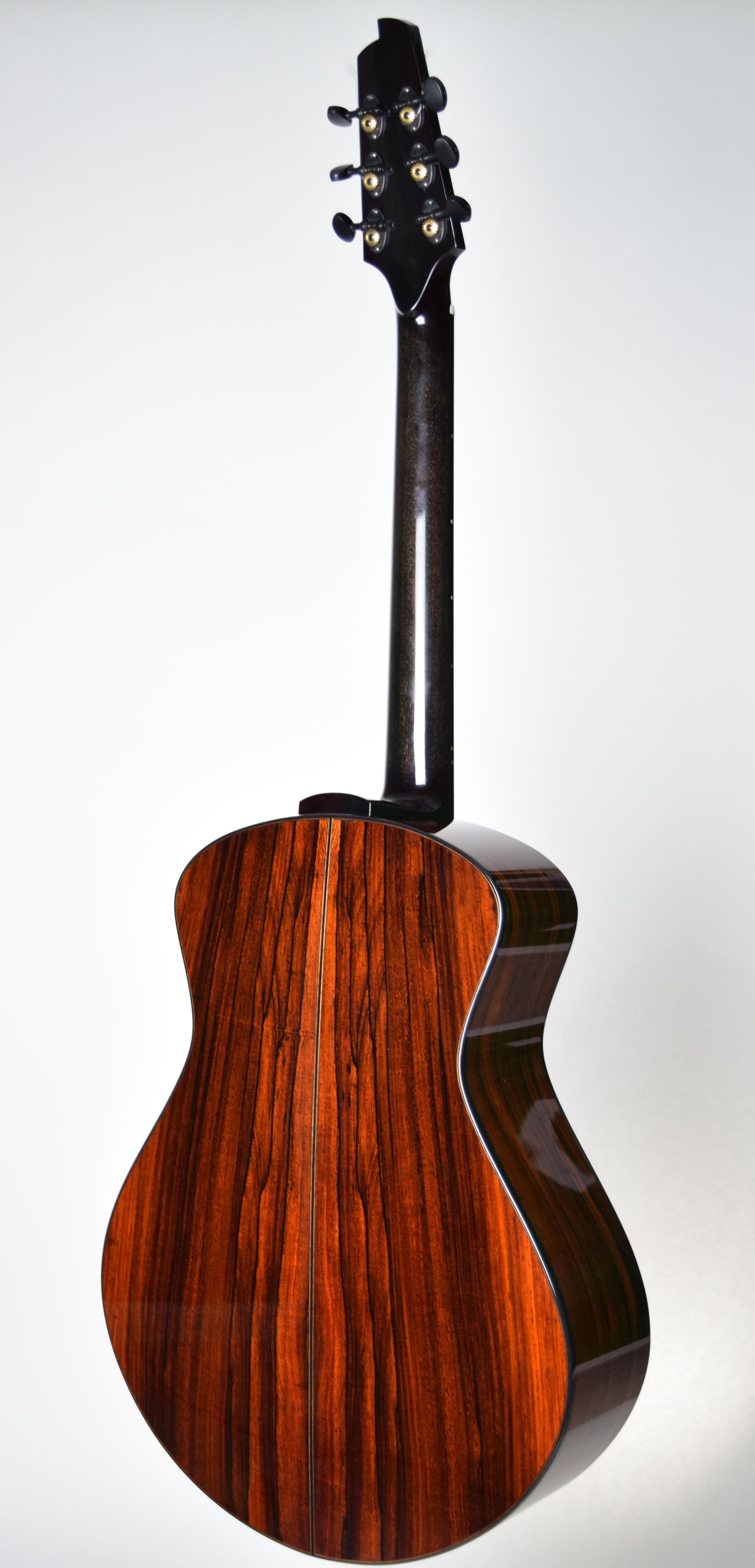 Cocobolo/Engelmann Spruce