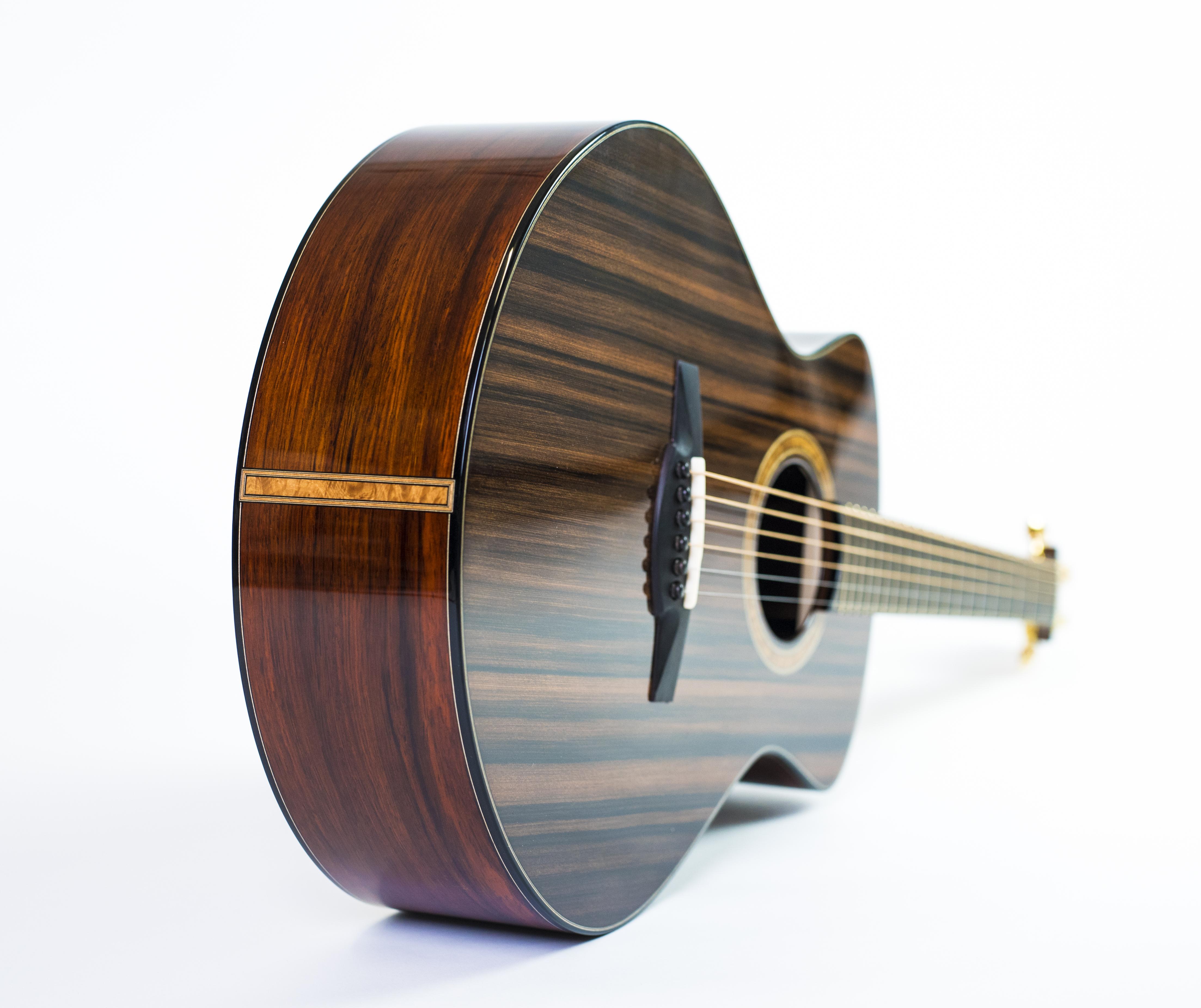 Cocobolo/Sinker Redwood
