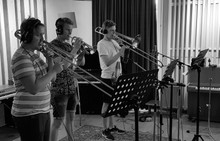 Horn Section Tracking Completed