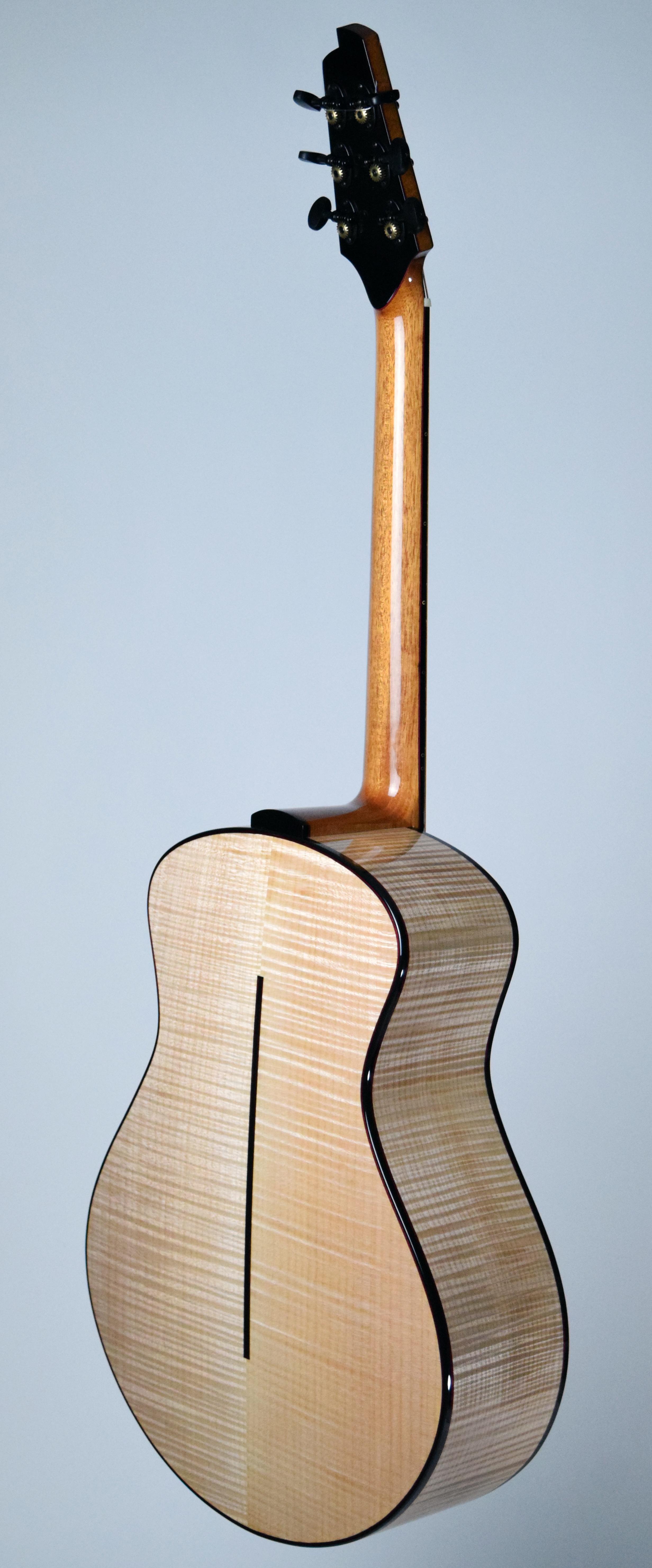Maple/Italian Spruce