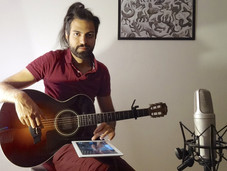 """""""Fingerstyle Acoustic Guitar"""" Video Project"""