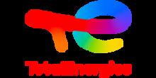 TotalEnergie logo 2021 transparent