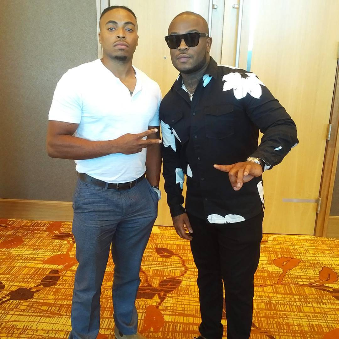 Christian Cordan and Pleasure P