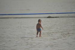 Baby on the Beach (Christian Cordan)