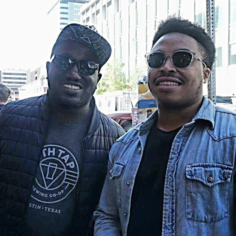 Christian Cordan & Hannibal Burress