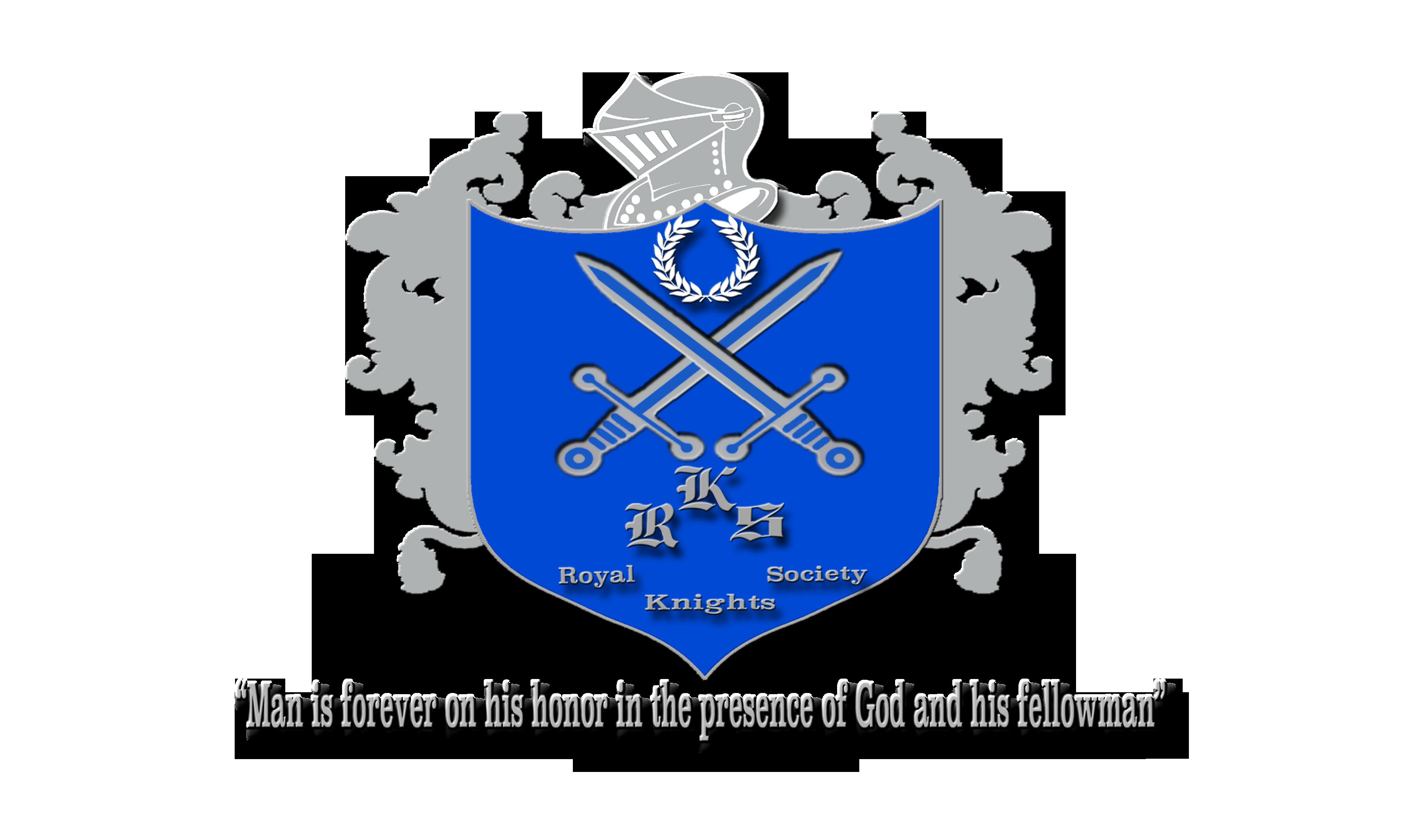 Royal Knights Logo Final w motto