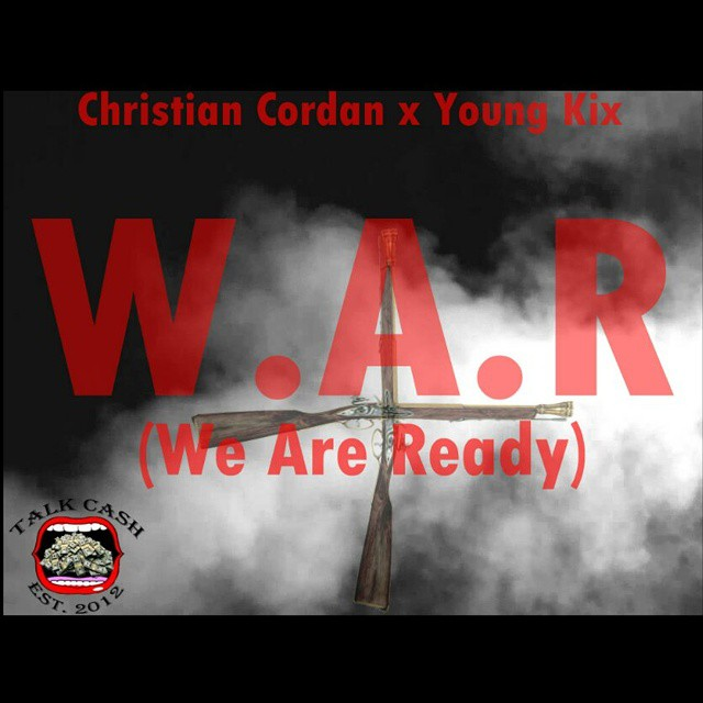 W.A.R (We Are Ready)