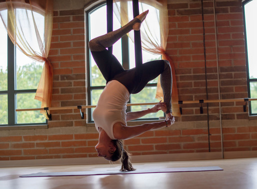 Why is Aerial Yoga Good for me?