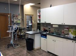 Lab & Treatment area