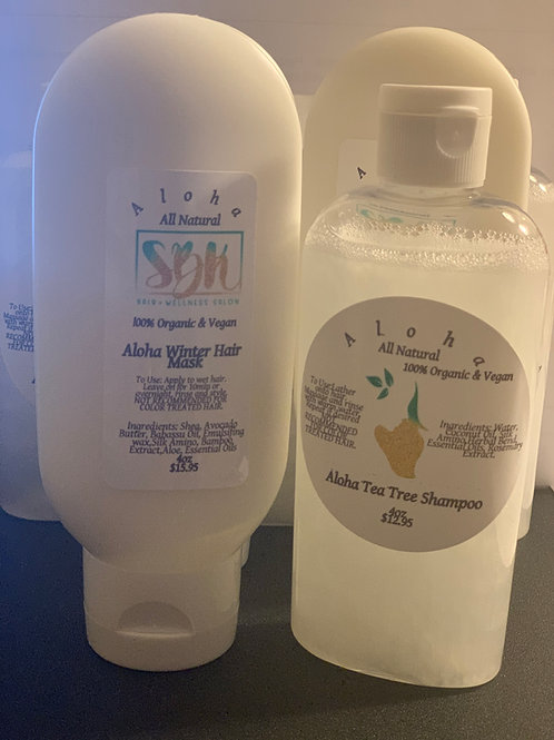 Aloha Winter Shampoo+ Conditioner Duo