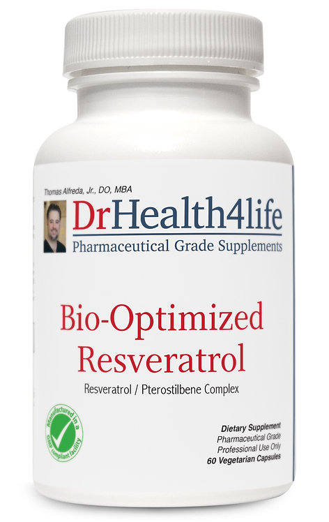Bio-Optimized Resveratrol