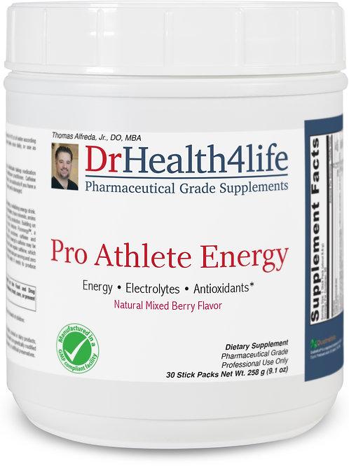 Pro Athlete Energy