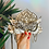 Thumbnail: Clawdia Tiger Art Deco White Sea Shell Mermaid Crown Hair Band Headband