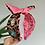 Thumbnail: 🐆🎀 Leopard Print Pink Diamond Jewel Headband Hair Band Scarf Bow