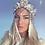 Thumbnail: 🐚✨ Pastel Peach Yellow Silver Sea Shell Mermaid Crown Hair Band Headband