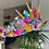 Thumbnail: 👑 Multi Coloured Bright Jewel Princess Tiara Crown Headband Hair Band
