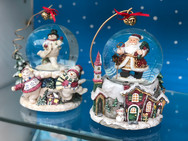 100mm Musical SnoMotion Waterglobes