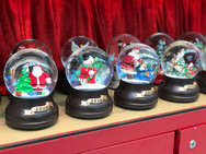 100mm Musical Waterglobes