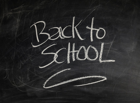 Planning for the return to school