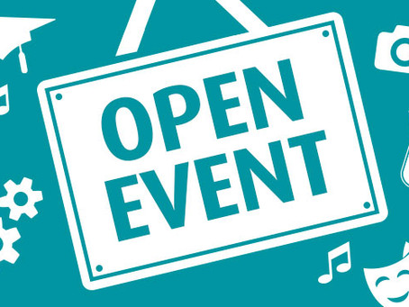 We look forward to welcoming you to Progress Education Centre Open Event on Thursday 21st February