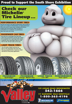 Valley tire Ad