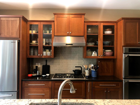 Kitchen in Mathews