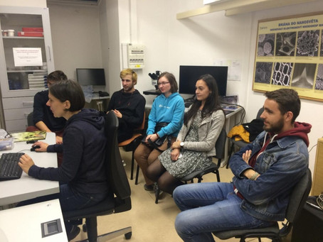 The Institute of Physics took part of the Researchers' Night for the first time