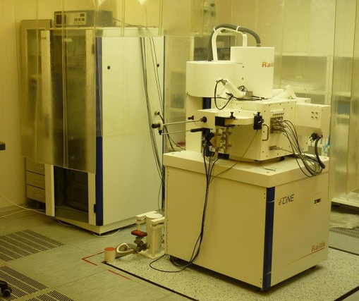 beamLITHO clean room