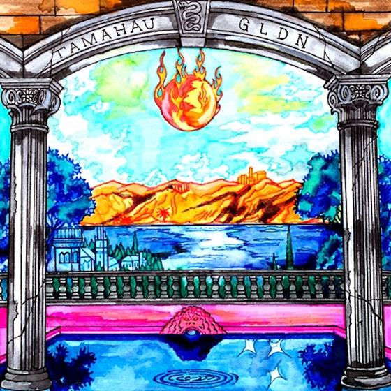 Tamahau - GLDN (Odessa Mama) Future Pop