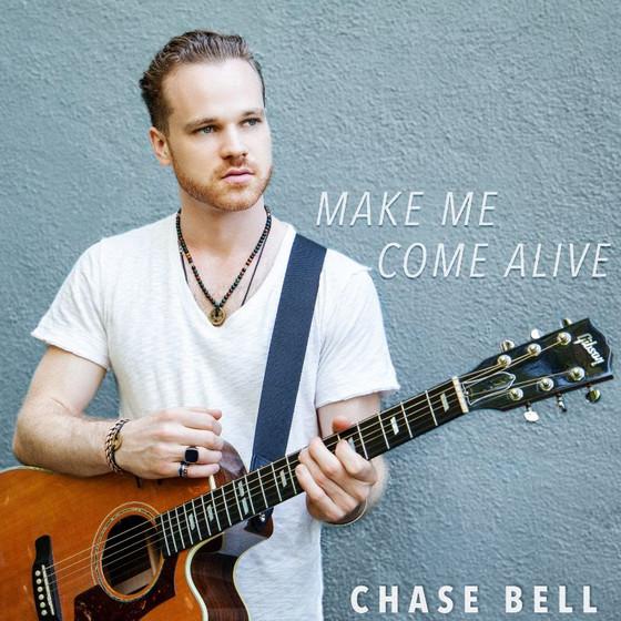 """Pre-Order Chase Bell's album """"Make Me Come Alive"""""""