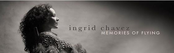 Ingrid Chavez - Light Rays - New Single