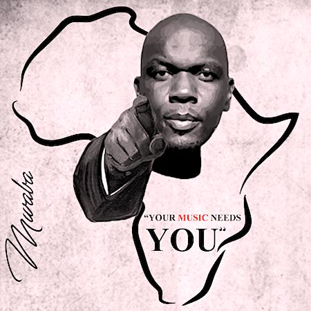 Mwaba - Your Music Needs You (Shinesun Recs) Afro Soul-Afro House