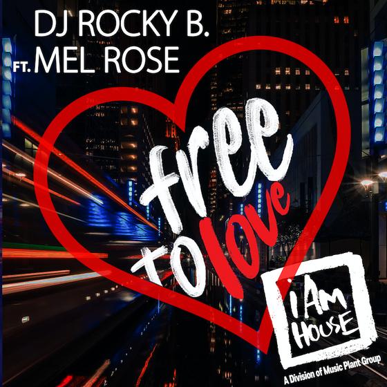 DJ ROCKY B AND GEORGIE PORGIE TEAM UP WITH THE AMAZING MEL ROSE