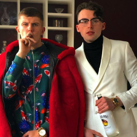 Ireland's Anti-Heroes of Hip Hop, Versatile, Get all Flashy Flashy with New Single & Upcoming To