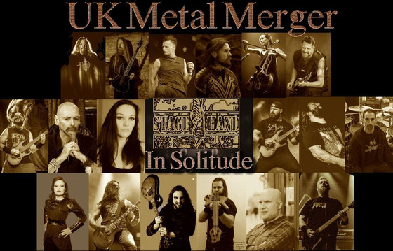 UK Metal Giants Stand United in Support of Road Crew and Tech Experts in the Wake of COVID