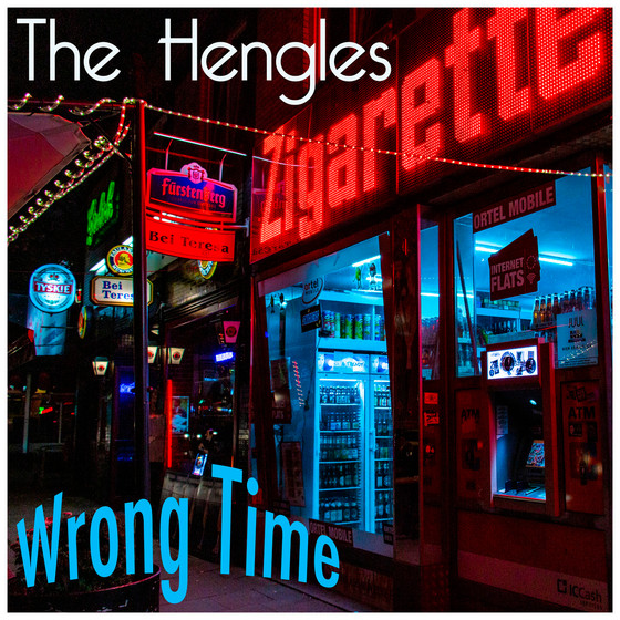 New release: The Hengles - Wrong Time (single)