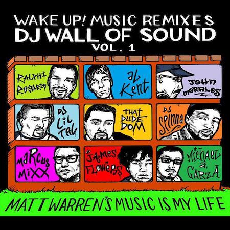Matt Warren Music Wake Up !