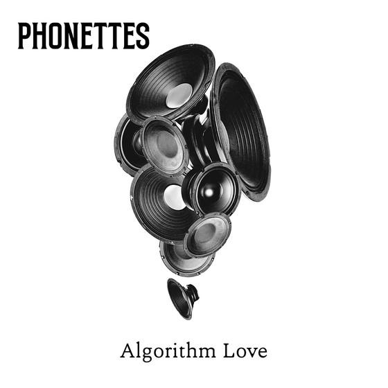 New release: Phonettes - Algorithm Love (album)