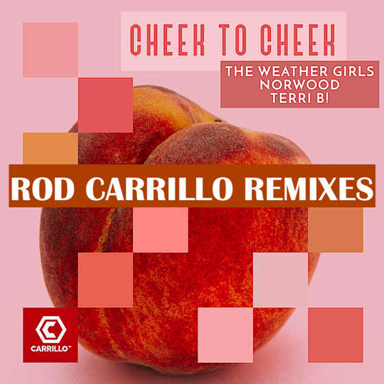 The Weather Girls, Norwood, Terri B! - Cheek to Cheek - Rod Carrillo Mixes (Club House)
