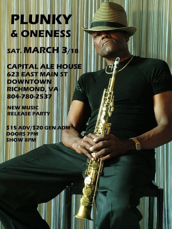 New Album Coming - Plunky & Oneness