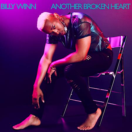 Billy Winn - Another Broken Heart - Ferocious Music