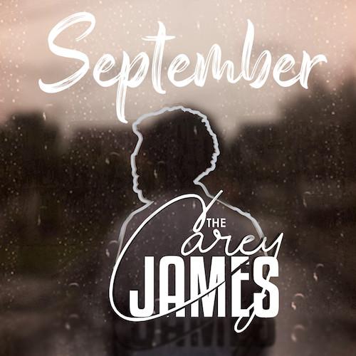 THE CAREY JAMES - SEPTEMBER